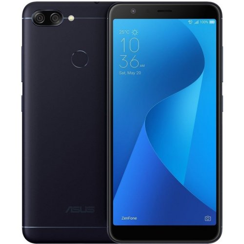 "Смартфон Asus ZenFone Max Plus (M1) ZB570TL 32Gb RAM 3Gb 5.7"" Black"