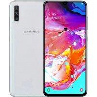 """Смартфон Samsung Galaxy A70 [SM-A705F] 128Gb 6.7"""" White"""