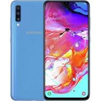 """Смартфон Samsung Galaxy A70 128Gb [SM-A705F] 6.7"""" Blue"""