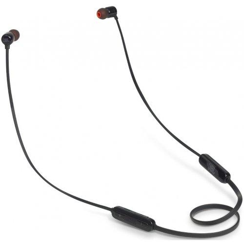 Наушники беспроводные c микрофоном JBL T190BT Black