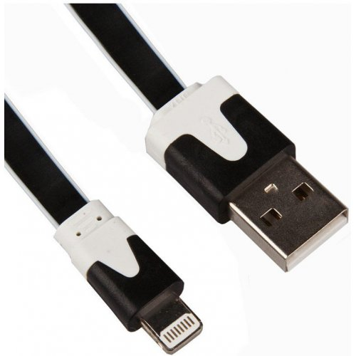 Кабель Liberty Project USB - Lightning 1M Color