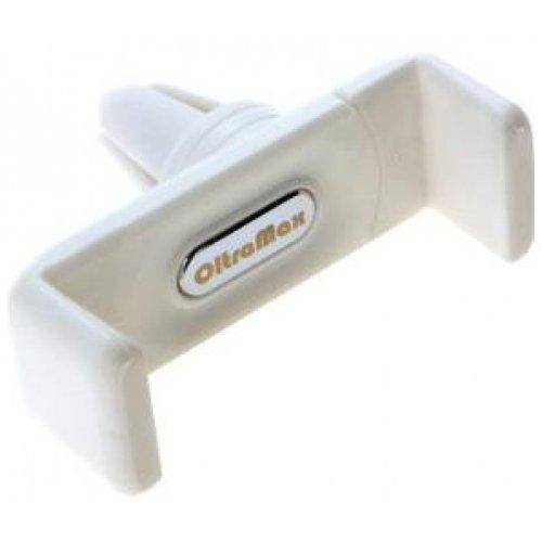 Автомобильный держатель Oltramax OM-H-00116 55-85 мм Белый