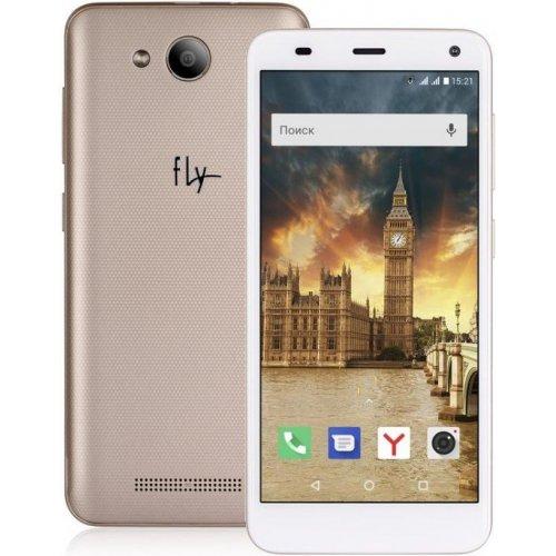 "Смартфон Fly Life Compact 4G 8Gb 5"" Champagne"