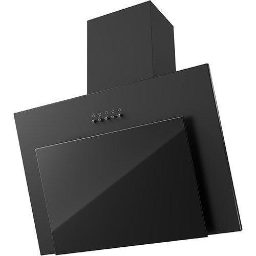 Вытяжка купольная Krona ELMA 600 black PB