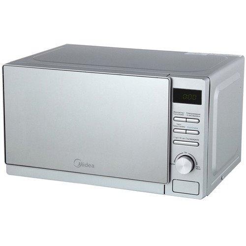 Микроволновая печь Midea AG720C4E-S Silver