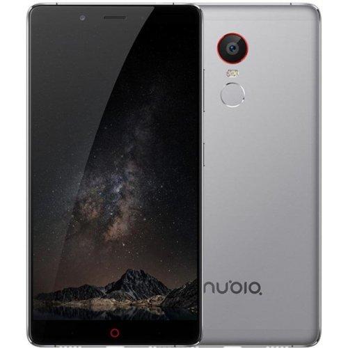 "Смартфон Nubia Z11 Max 64Gb RAM 4Gb 6"" Серый"