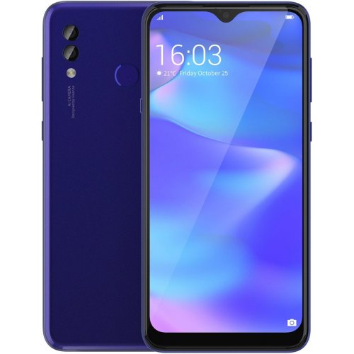 "Смартфон Hisense Rock 5 32Gb RAM 3Gb 6.22"" Blue"