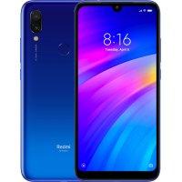"""Смартфон Xiaomi Redmi 7 3/32Gb 6.26"""" Comet Blue"""