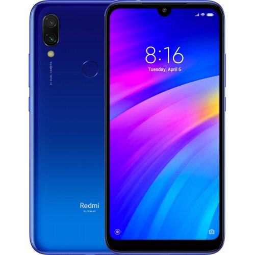"Смартфон Xiaomi Redmi 7 3/32Gb 6.26"" Comet Blue"