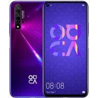 """Смартфон Huawei Nova 5T 6/128Gb 6.26"""" Летний фиолетовый"""