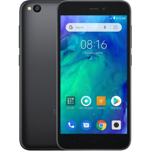 "Смартфон Xiaomi Redmi Go 1/8Gb 5"" Black"