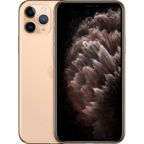 "Смартфон Apple iPhone 11 Pro Max 64Gb (MWHG2RU/A) 6.5"" Gold"