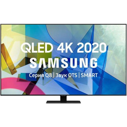 """Телевизор Samsung QE65Q80TAU QLED 65"""" UHD 4K"""