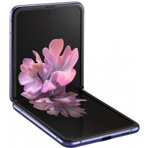 "Смартфон Samsung Galaxy Z Flip 8/256Gb [SM-F700F] 6.7"" Сияющий аметист"