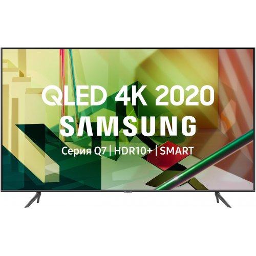 """Телевизор Samsung QE55Q70TAU QLED 55"""" UHD 4K"""
