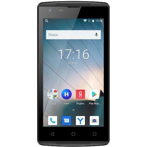 "Смартфон Haier Tele2 Midi 2.0 1/8Gb 4.5"" Черный"