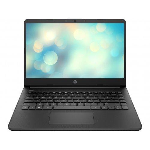 "Ноутбук 14"" HP 14s-fq0016ur Черный"