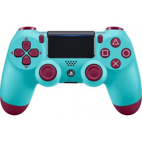 Геймпад Sony DualShock 4 v2 (CUH-ZCT2E) Ягодно-синий